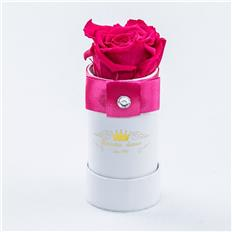Single Deluxe rose Cerise